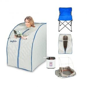 Mefeir 2L Steam Portable Home Spa Sauna