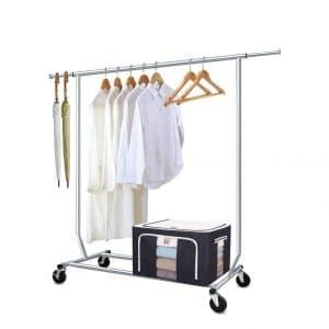 Camabel Clothing Garment 300lbs Heavy Duty Rack
