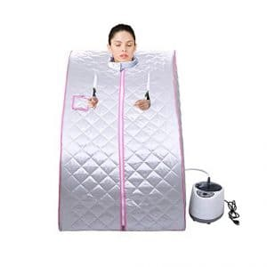 JEOBEST Portable Home Steam Sauna Spa