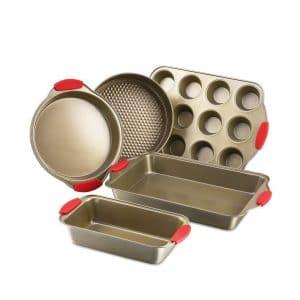 Kitchen Komforts Non-Stick Bakeware Pan Set