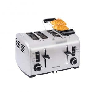 Makit Home Toaster 4-Slice