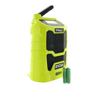 Ryobi Compact and Cordless Jobsite Radio