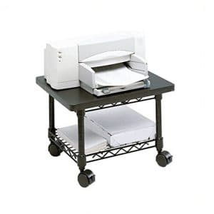 Scranton & Co Under-Desk Printer Stand