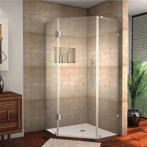 Aston Neoscape 36 x 36 x 72 Inches Frameless Shower Door