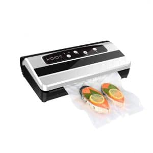 Enhanced KOIOS TVS-2150 2-IN-1 Automatic Vacuum Sealer