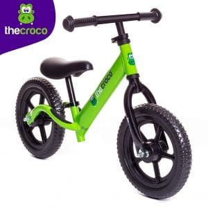 TheCroco Premium & Ultra-Light Balance Bike- Only 4 lbs and Unrivaled Features