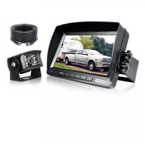 ZEROXCLUB Backup Camera System Kit