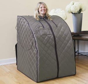 Portable Home Saunas