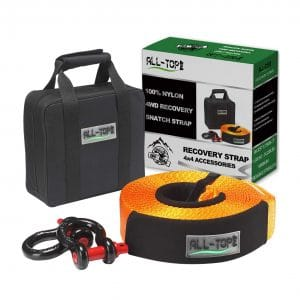 ALL-TOP Nylon Recovery Strap Kit
