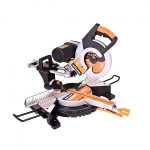 Evolution Power Tools 10-Inch Multipurpose Cutting Bevel Miter Saw