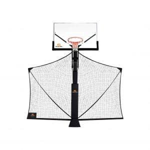 Goalrilla Basketball Yard Fold Defensive Net System