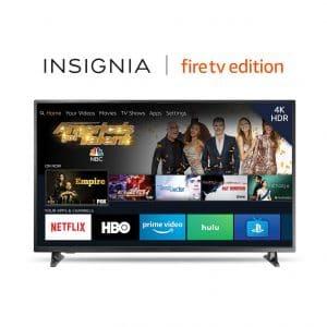 Insignia 55-inch NS-55DF710NA19 4K Ultra HD Smart TV