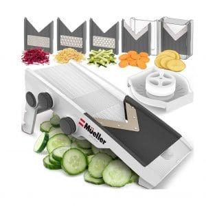 Mueller Austria V-Pro Multi-Blade Vegetable Slicer