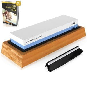 Sharp Pebble Premium Whetstone Knife Sharpening Stone