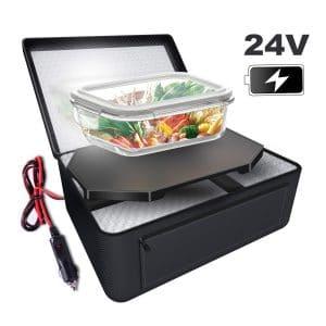 Triangle Power 24V Portable Food Warmer