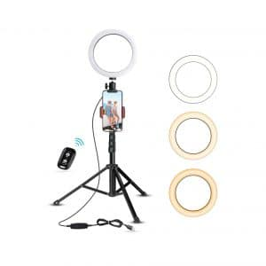 UBeesize Selfie Ring Light