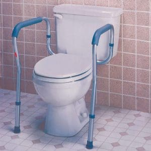 Carex A92418 Toilet Safety Frame