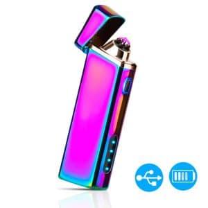 DazLands Lighter, Windproof Electric arc Plasma Lighter
