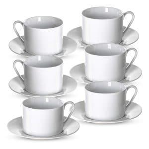 . Klikel Tea Cups and Saucers Set