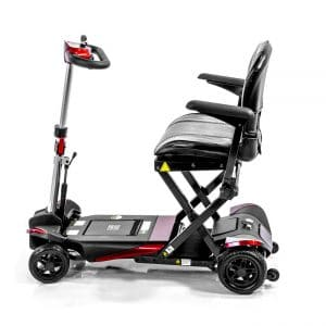 Solax Transformer Automatic Folding Travel Scooter