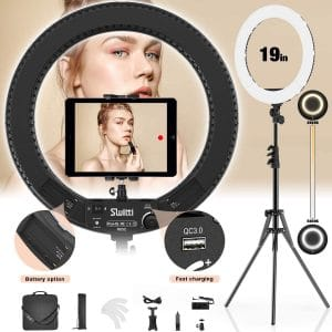 Switti Ring Light 60W with Stand