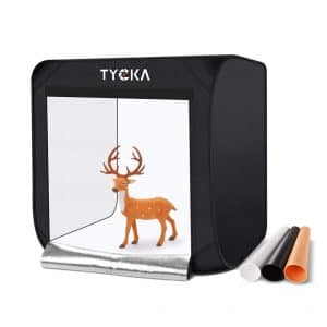 TYCKA Photo Studio Folding Light Box Photography