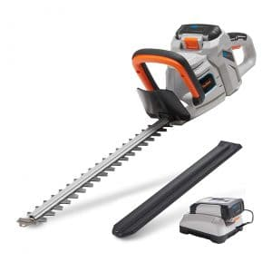 VonHaus 40V Max 20-Inch Dual Action Cordless Hedge Trimmer