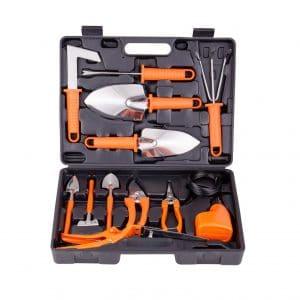 BNCHI Gardening 14 Pieces Tools Set