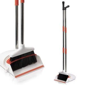 Primica Broom and Dustpan Set