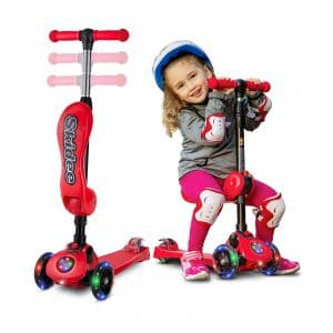 SKIDEE 2-in-1 Scooter for Kids