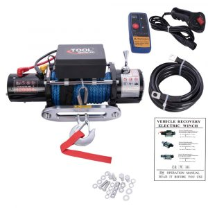 Tool Offroad wireless Switch 12V Electronic Winch