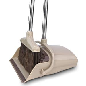 Belleford Dustpan and Broom Set
