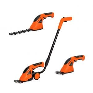 Best Choice Products 2-in-1 Cordless Grass Shear