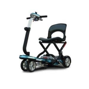 EV Rider Transport Foldable Travel Scooter