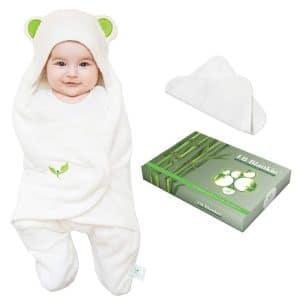 ErenBerry Bamboo Lyocell Swaddle Blanket