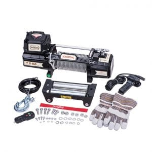 Sinoking 12VDC Electric Winch