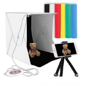 Elegant Choise Portable Photo Studio Light Box