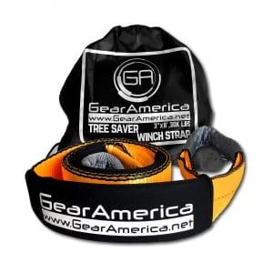GearAmerica Recovery strap for Truck or Jeep