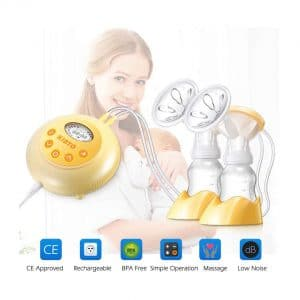 Hermano KINYO Double Electric Breast Pump