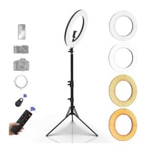 INKELTECH LED Ring Light