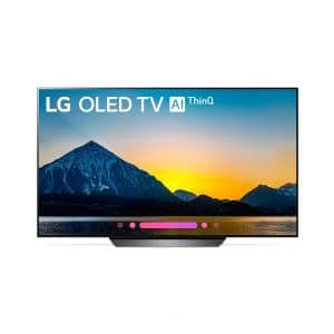 LG Electronics 55-Inch OLED55B8PUA Ultra HD Smart TV