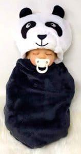 PrintingStGeorge Peter Baby Panda