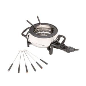 Rival FD350S Electric Stainless Steel Fondue