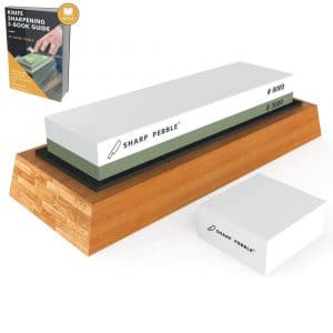 Sharp Pebble Premium 3000/8000 Grit Sharpening Stone
