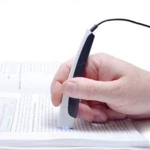 TS1 Document Scanner Reader Pen