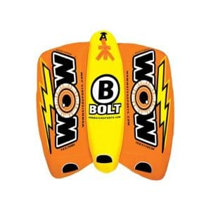 WOW-World-of-Watersports 1-4 Person 16-1040 Bolt Towable