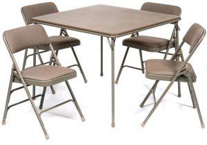 XL Series Folding Table & Chair Set - Premium Quality
