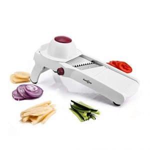 Auxcuiso Mandoline Slicer Vegetables Fruits Slicer