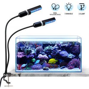 Bozily Fish Tank Aquarium Light