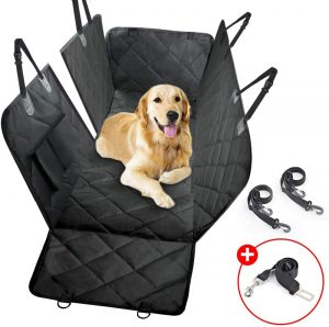 Dog Car seat Cover, Pet car Back seat Cover Car Backseat Cover for Pet Seat Dog Puppy Supplies Hammock Travel Carrier car Dog pet Carrier and Truck SUVs